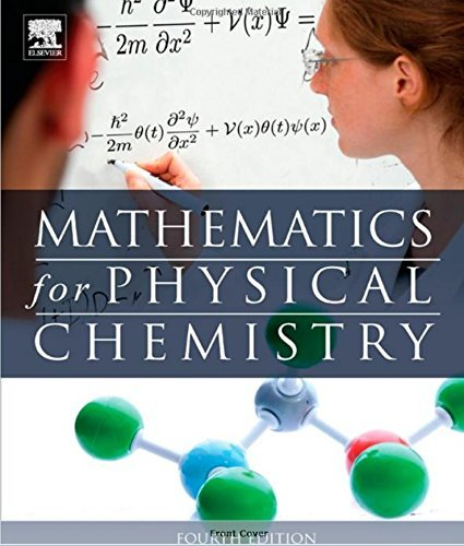 9780023840005: Mathematics for Physical Chemistry