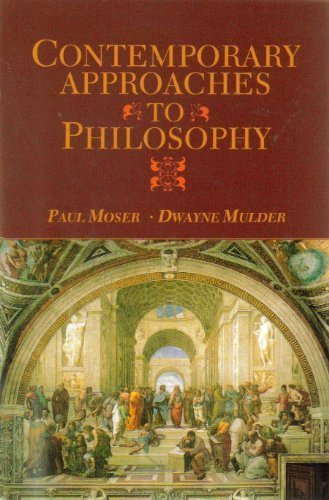9780023841712: Contemporary Approaches to Philosophy