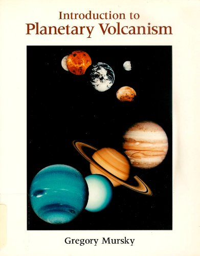 9780023851506: Introduction to Planetary Volcanism (Prentice Hall Earth Science Series)