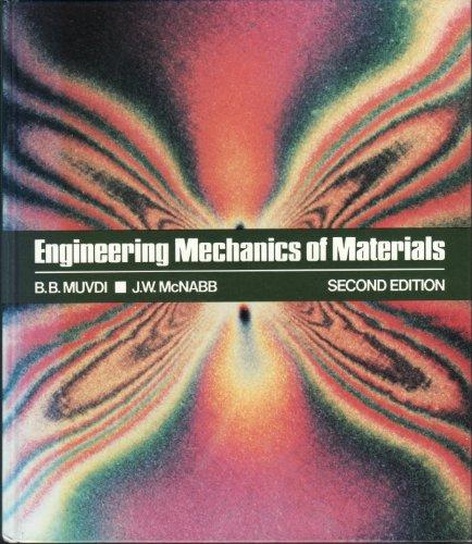 9780023857706: Engineering Mechanics of Materials
