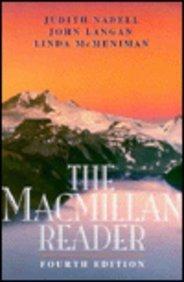 9780023858901: The Macmillan Reader