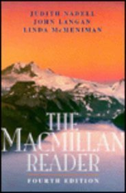 9780023858901: The Macmillan Reader