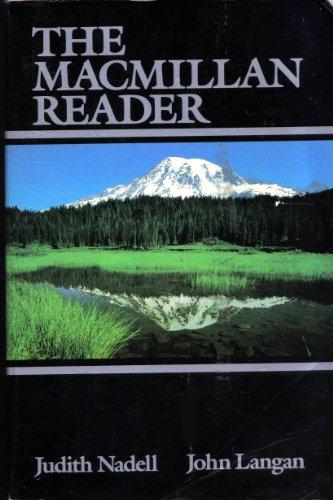 9780023860102: The Macmillan reader