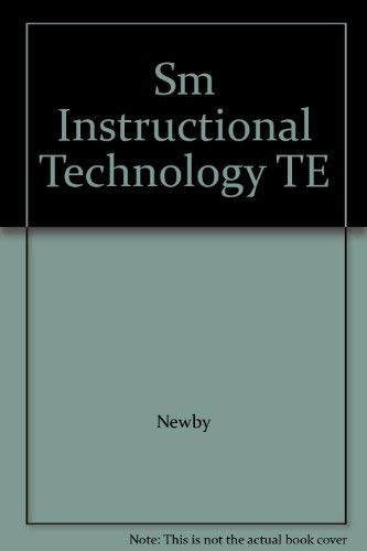 9780023866968: Sm Instructional Technology TE