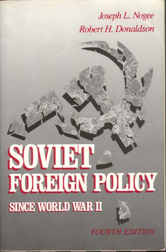 9780023876653: Soviet Foreign Policy Since World War II