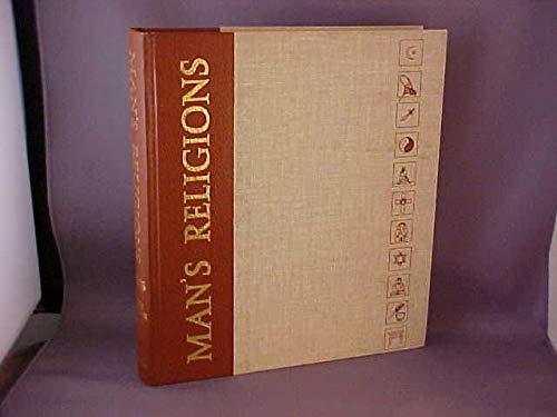 9780023884405: Man's Religions