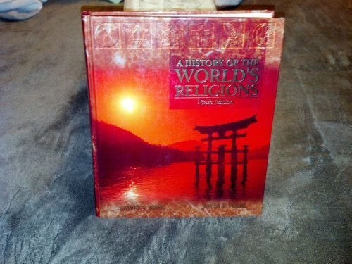 9780023884719: A History of the World's Religions