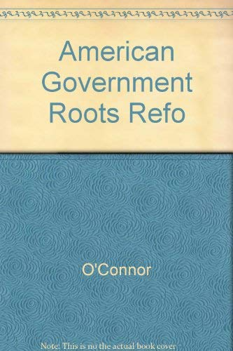 9780023888946: Readings to Accompany American Government Roots and Reform