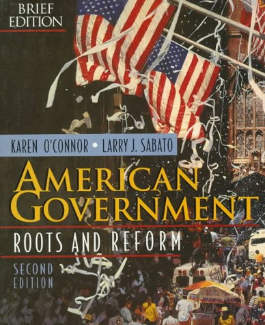 9780023890185: American Government: Brief Edition