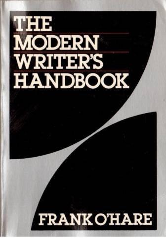 9780023891007: The Modern Writer's Handbook