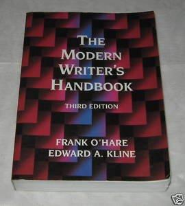 9780023891700: The Modern Writer's Handbook