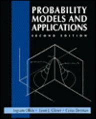 9780023892202: Probability Models and Applications