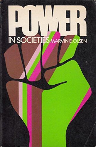 9780023892509: Power in Societies