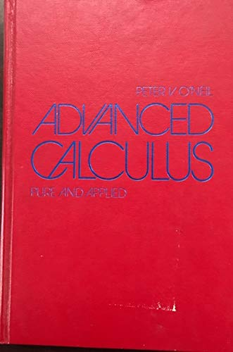 9780023893209: Advanced Calculus: Pure and Applied