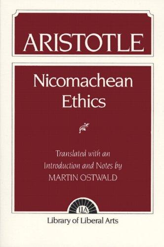 9780023895302: Nicomachean Ethics