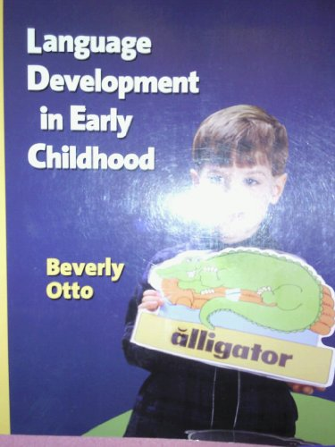 9780023895449: Language Development in Early Childhood