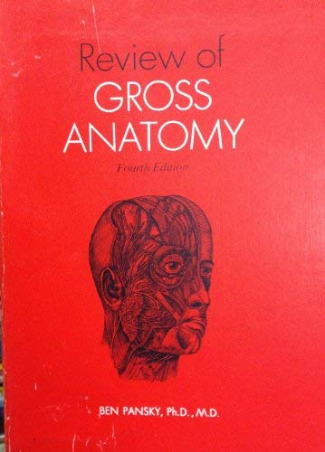9780023906305: Review of Gross Anatomy