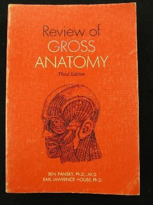 9780023906404: Review of gross anatomy