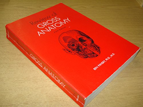 9780023906503: Review of gross anatomy: Text and illustrations