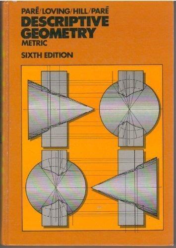 9780023909306: Descriptive Geometry