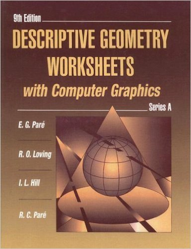 9780023913013: Descriptive Geometry Worksheet