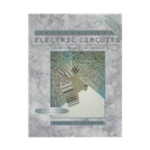 9780023924026: Introductory Electric Circuits: Conventional Flow Version