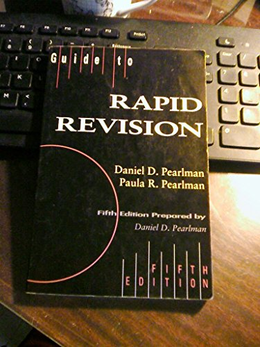 9780023933325: Guide to Rapid Revision
