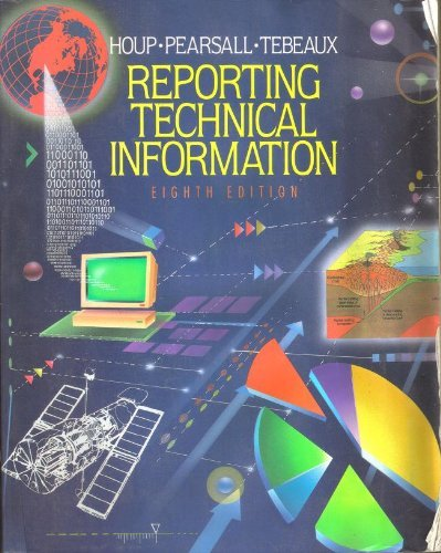 9780023933516: Reporting Technical Information