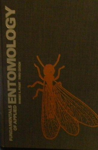 Fundamentals of Applied Entomology. 3rd ed.: Pfadt, Robert E.;Brown,
