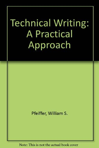 9780023951114: Technical Writing: A Practical Approach