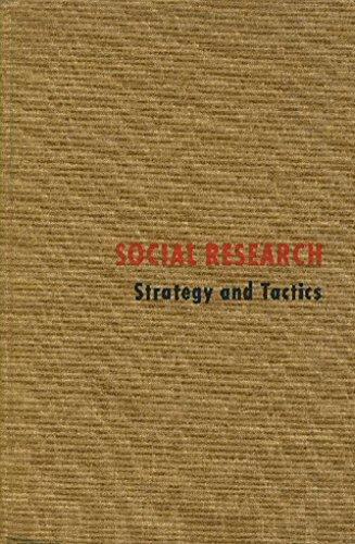 9780023952104: Social Research