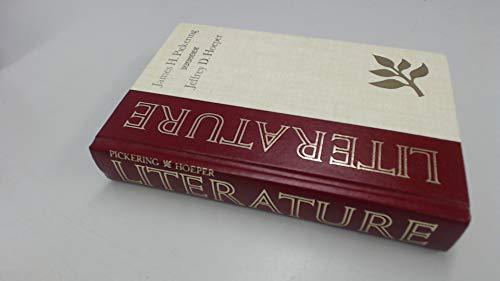 9780023954306: Literature