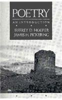 Poetry : An Introduction: Jeffrey D. Hoeper;