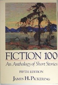 9780023955419: Fiction 100: An anthology of short stories