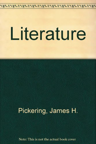 Literature: Pickering, James H.