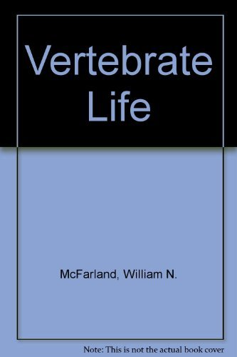 9780023963605: Vertebrate Life