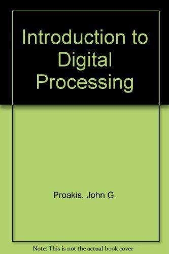 digital signal processing book by proakis manolakis