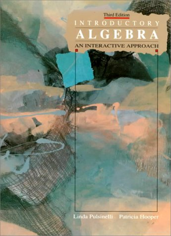 9780023969843: Introductory Algebra: An Interactive Approach