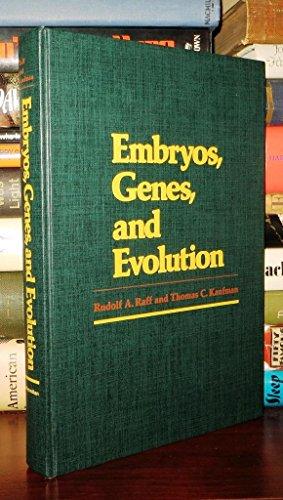 9780023975004: Embryos, Genes and Evolution