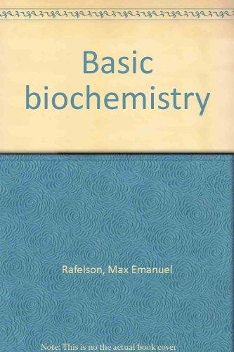 9780023976001: Basic biochemistry