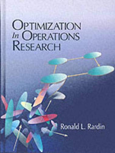 9780023984150: Optimization in Operations Research