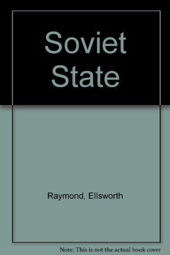 9780023987700: Soviet State