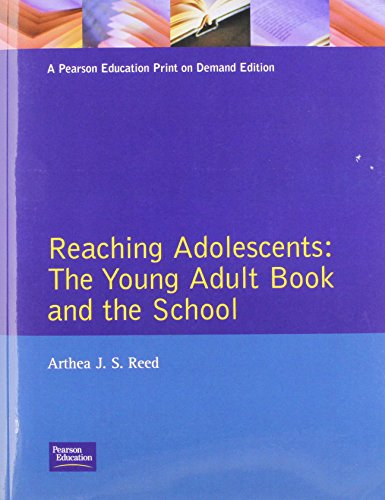 9780023988615: Reaching Adolescents: The Young Adult Book and the School