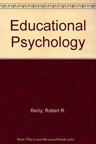 9780023992506: Educational Psychology
