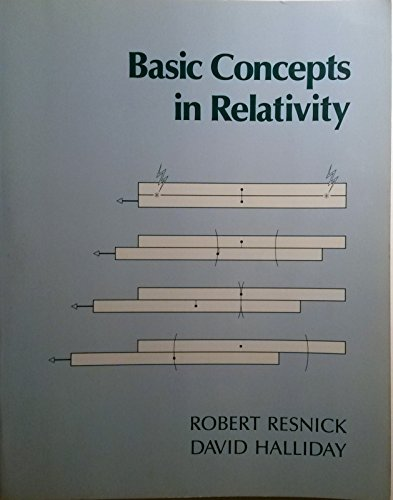 9780023993459: Basic Concepts in Relativity