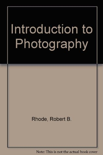 9780023996108: Introduction to Photography