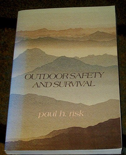 9780024018007: Outdoor Safety and Survival