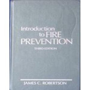 9780024022301: Introduction Fire Prevention