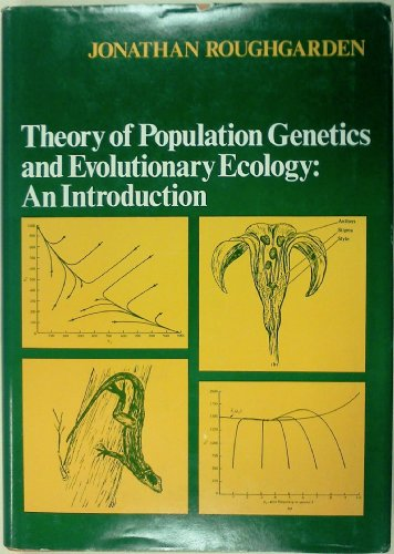 9780024031808: Theory of Population Genetics and Evolutionary Ecology