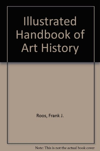 9780024035400: Illustrated Handbook of Art History